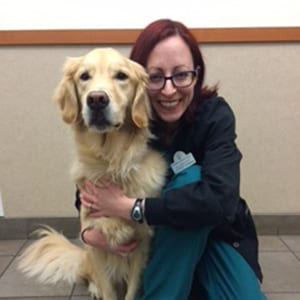 Allison: Veterinary Staff in Melrose