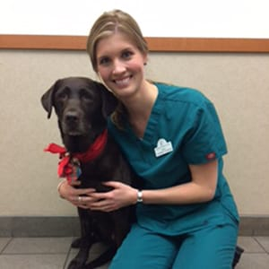 Heidi: Veterinary Staff in Melrose