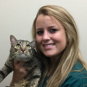 Katie M: Veterinary Staff in Melrose