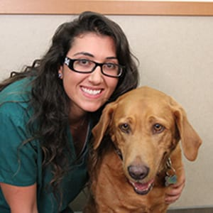 Bianca: Veterinary Staff in Melrose