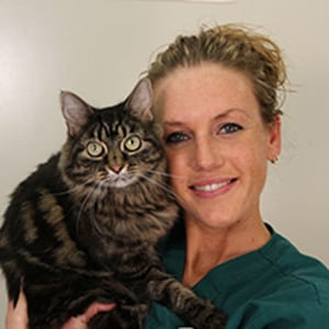 Carrie: Veterinary Staff in Melrose