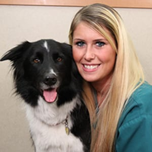 Katie F: Veterinary Staff in Melrose