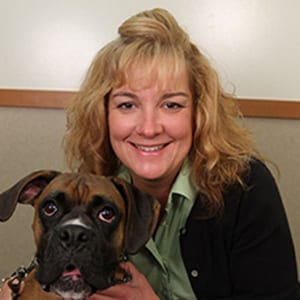 Michele Eagan: Veterinary Staff in Melrose